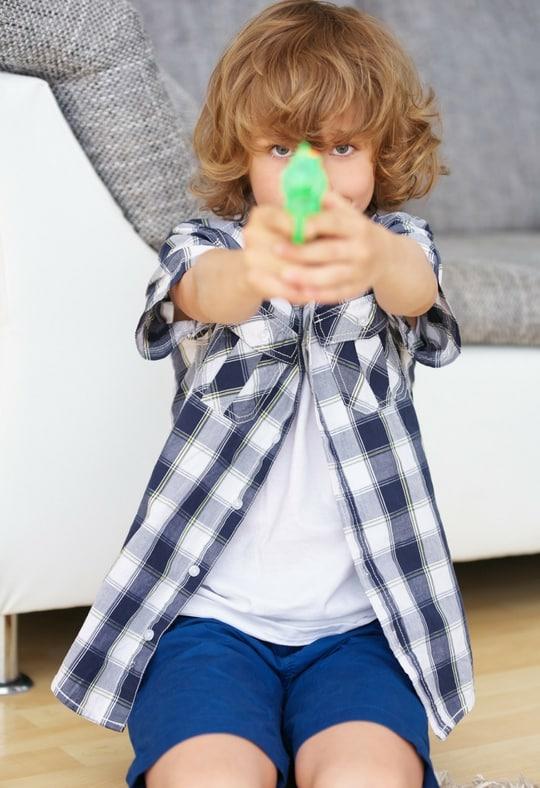 gun-play