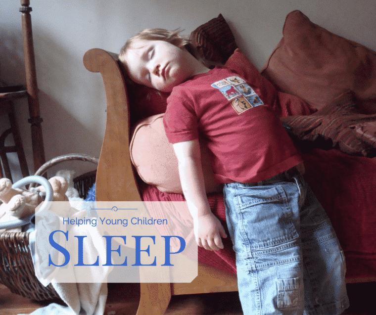 Helping Young Children Sleep