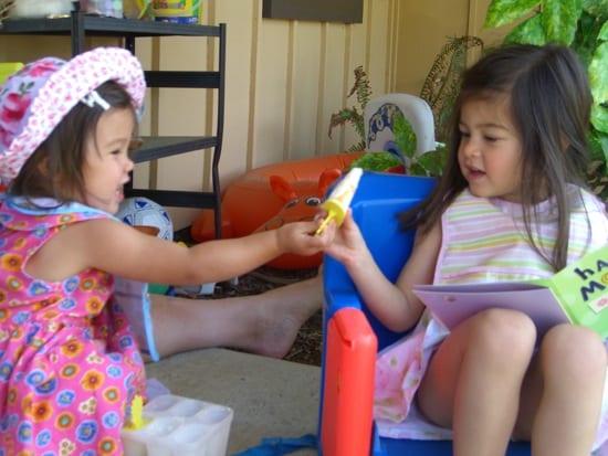 children_sharing