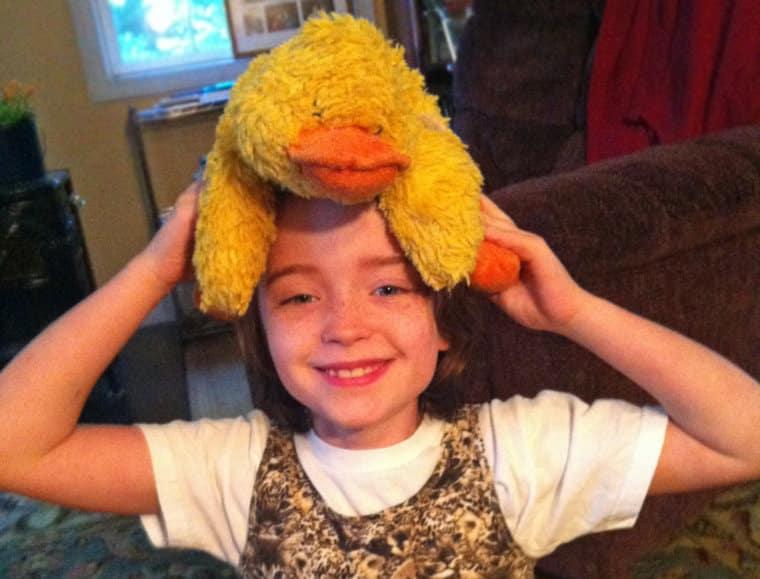 Emily Duck 2