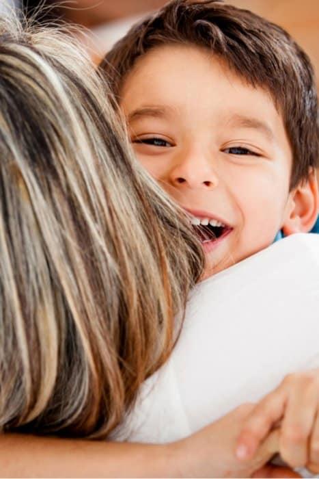 happy-mum-and-boy-hugging