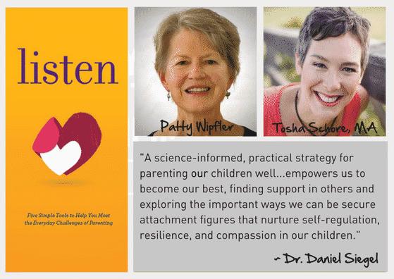 "Parenting Book ""Listen"""