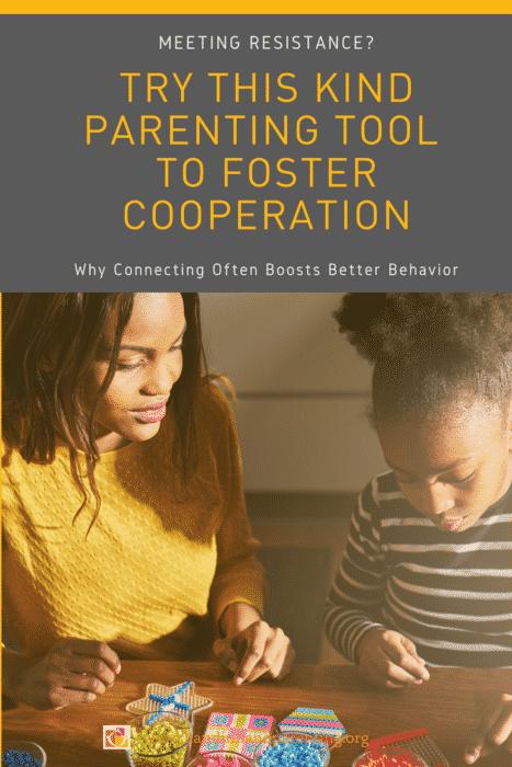 Kind parenting for better cooperation