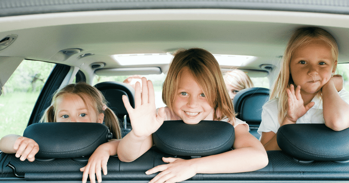 Try this fresh list of simple, fun ideas when you plan your next car trip with the kids